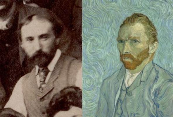 Vincent van Gogh volwassen foto